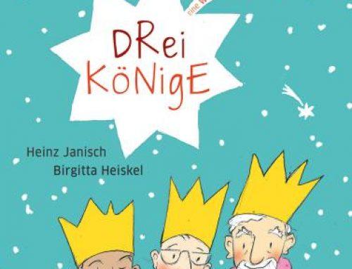 Bilderbuch des Monats Dezember 2017 – Drei Könige im Anmarsch …