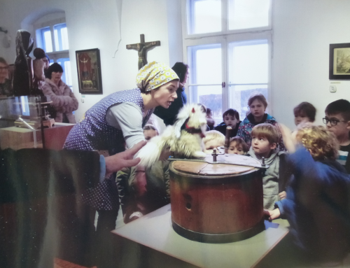 BESUCH IM VOLKSKUNSTMUSEUM