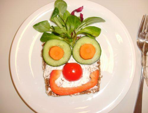 Ernährung mit praktischen Übungen (1. und 2. Klassen)