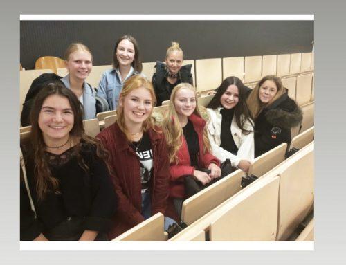 Besuch der Universität (3./4. Klasse)