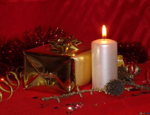 Vorweihnachtliche Feierstunde