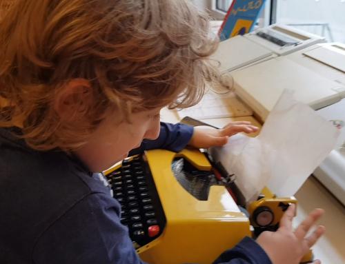Vom Schreiben und Kochen im Kindergarten…