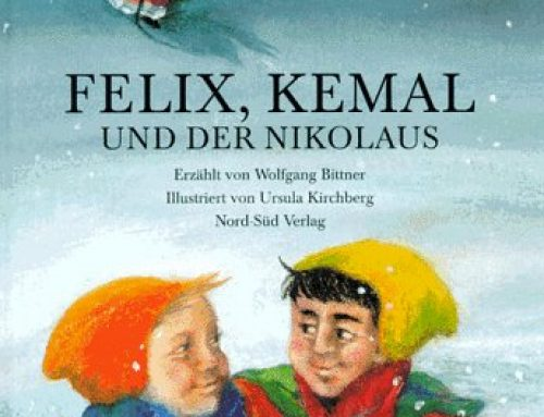 Hortkinder lesen Nikolausgeschichte