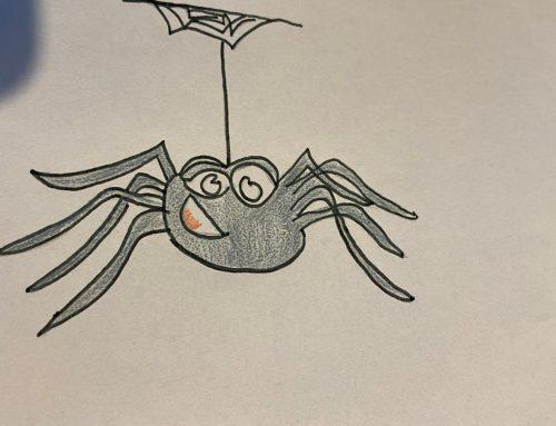 Spinnenadventkalender (1B)