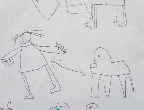 Corona-Regeln aus Kinderhand und Kindermund