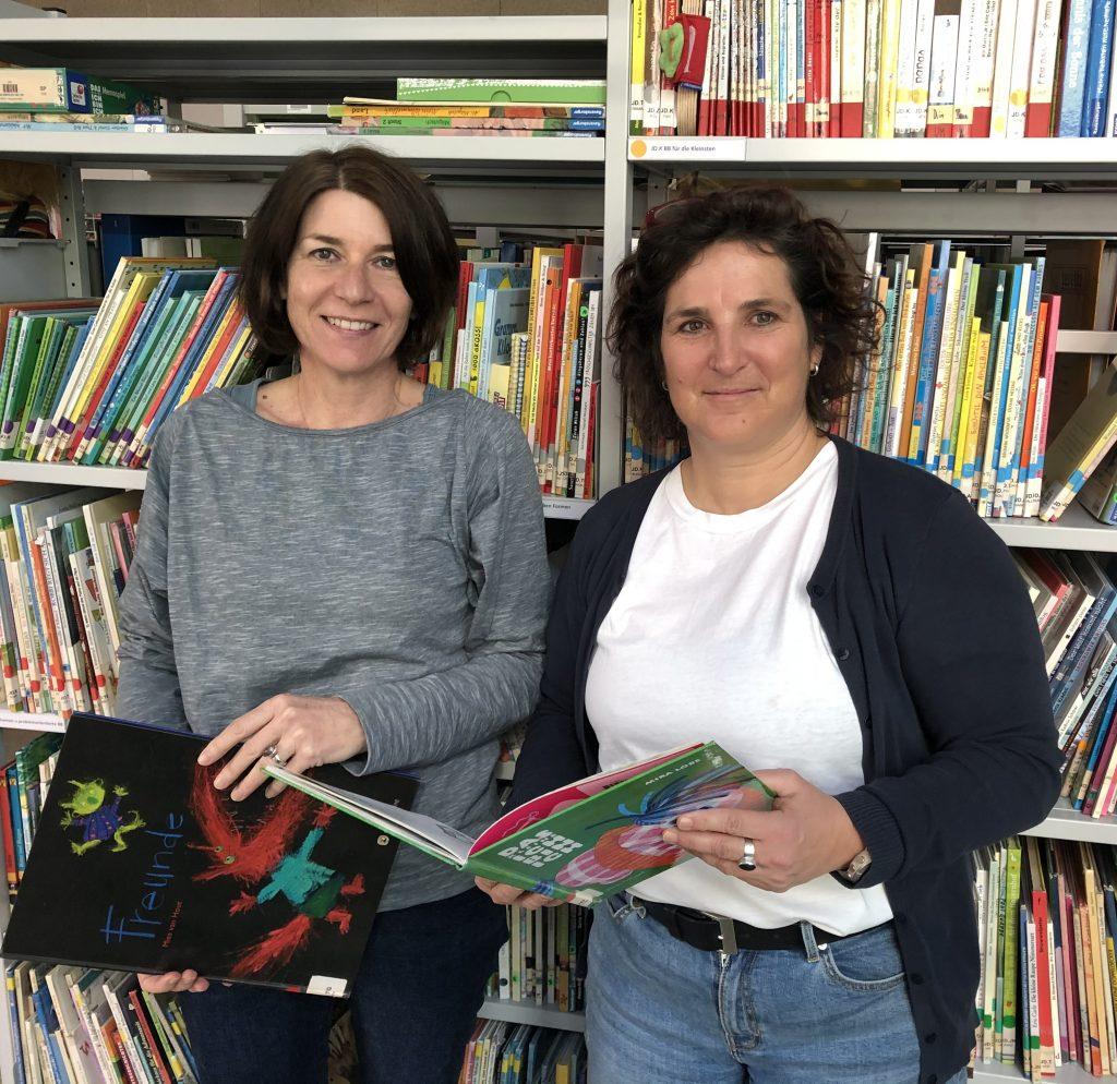 Schulbibliothekarinnen